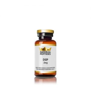 DSIP Delta Sleep Inducing Peptide 2mg for sale at Imperial Peptides Research Peptides