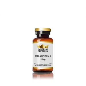 MELANOTAN 1 MT 1 10mg for sale at Imperial Peptides Research Peptides