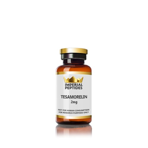 Tesamorelin 2mg for sale at Imperial Peptides Research Peptides